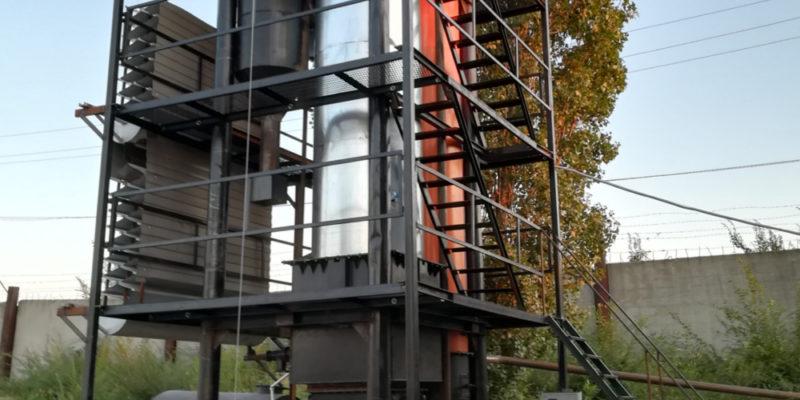 Установка термического рециклинга УТР-1