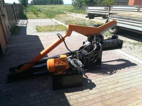 Гидравлические ножницы для резки шин УРШ-2